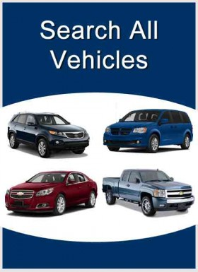 Used Vehicle Search All Vehicles